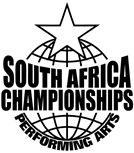 SACOPA | South African Championship of Performing Arts Logo